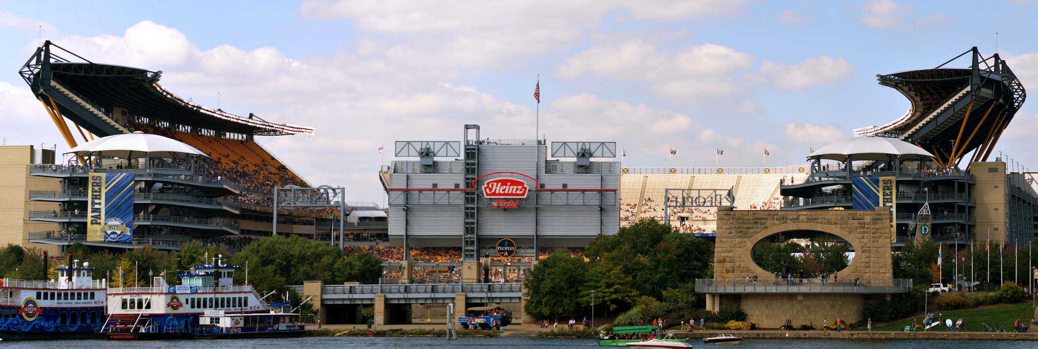Heinz Field Parking Lots
