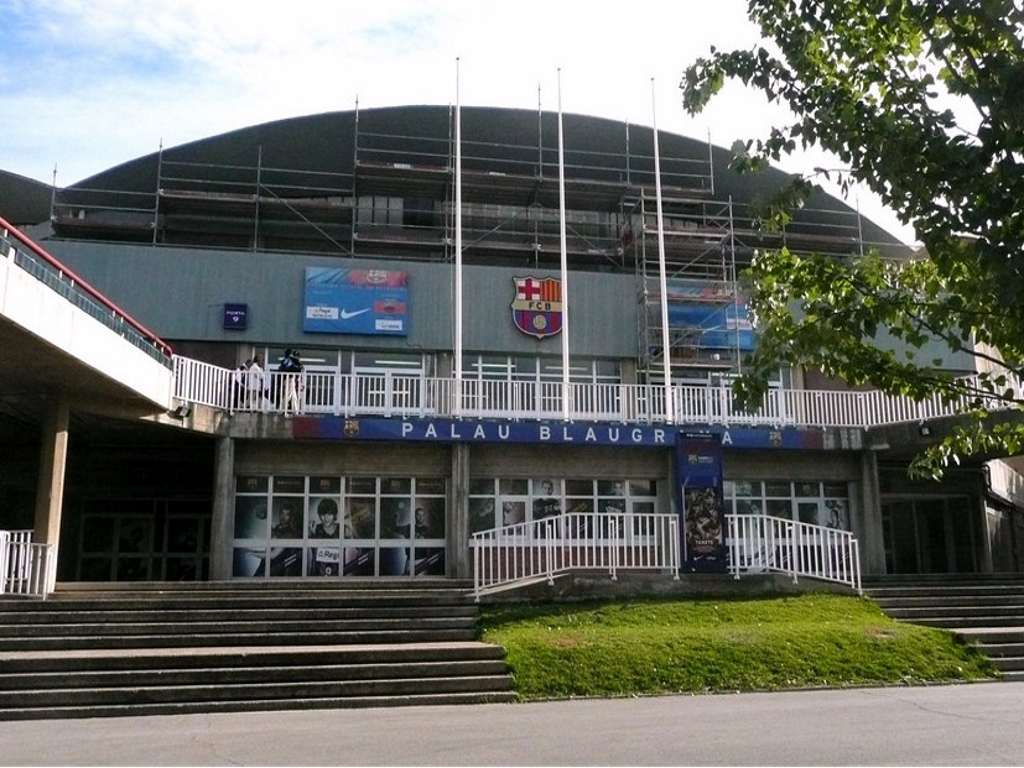 Palau Blau Grana