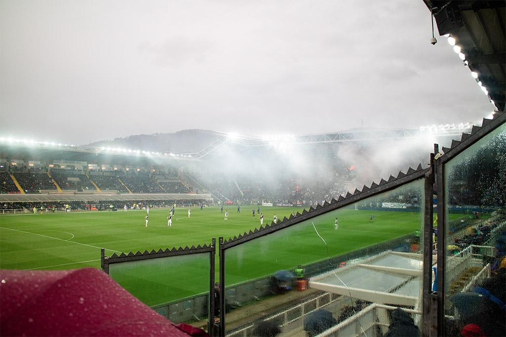 Stadio Atleti Azzurri d`Italia