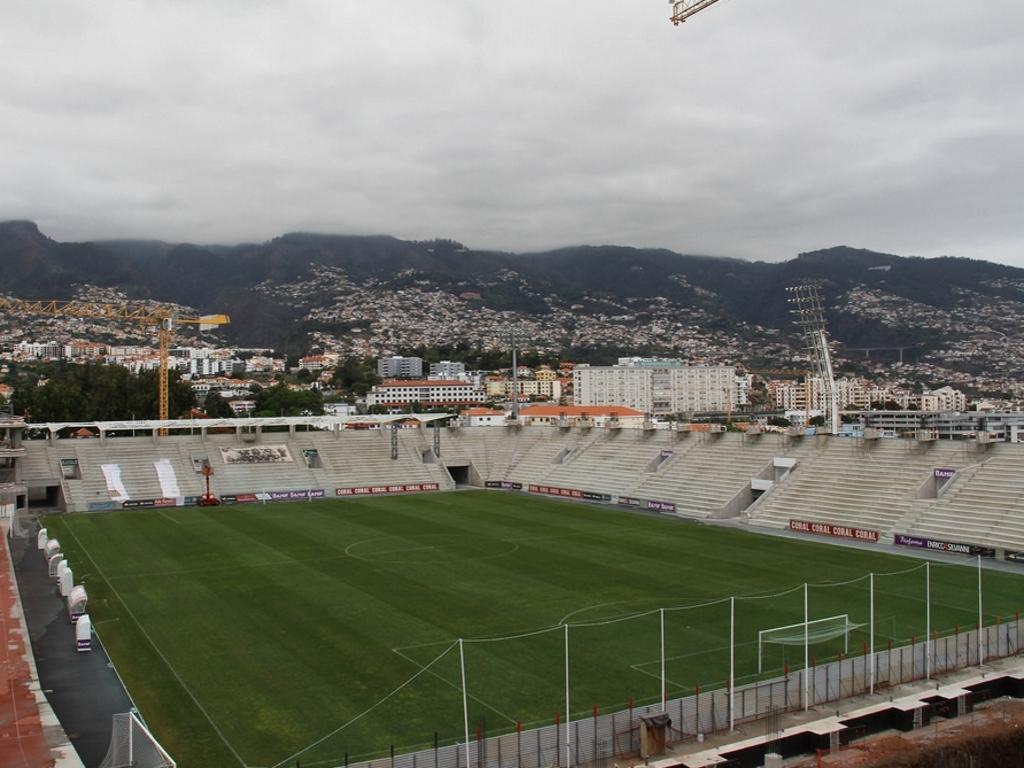 Estadio dos Barreiros